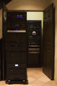 media network rack building