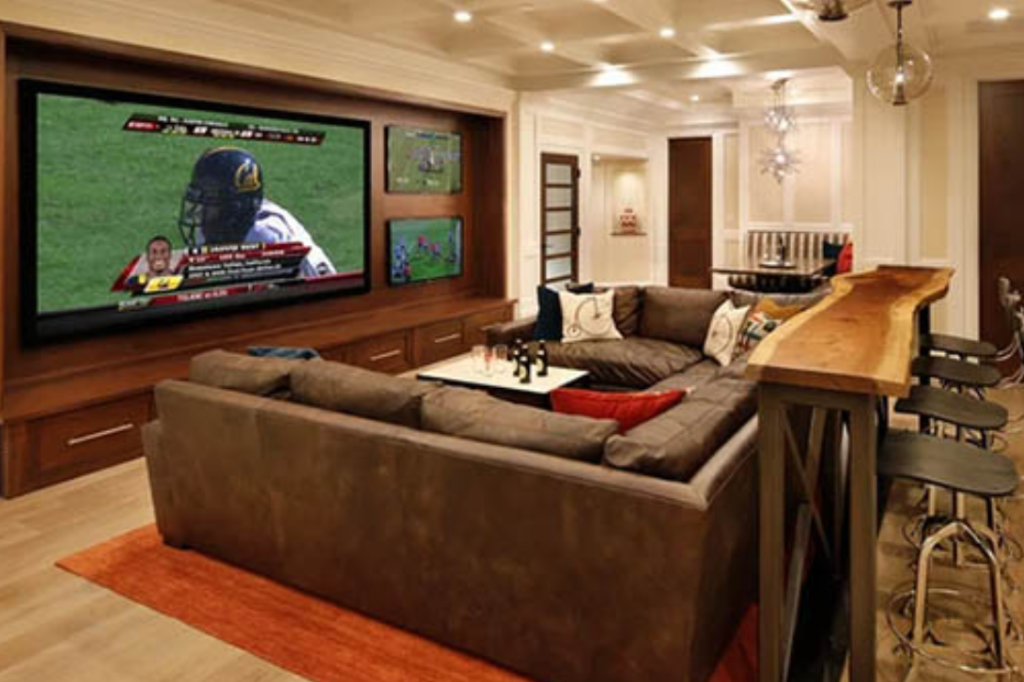 traditional-media-room-design-nyc